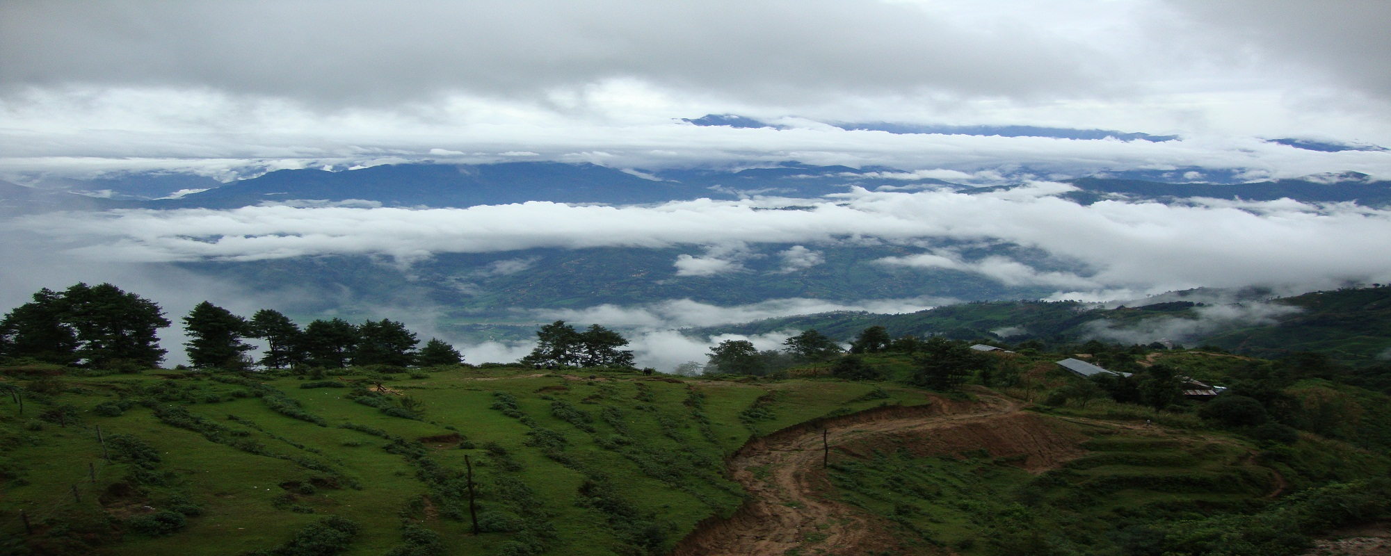 Nagarjun Hill/Kakani Hiking