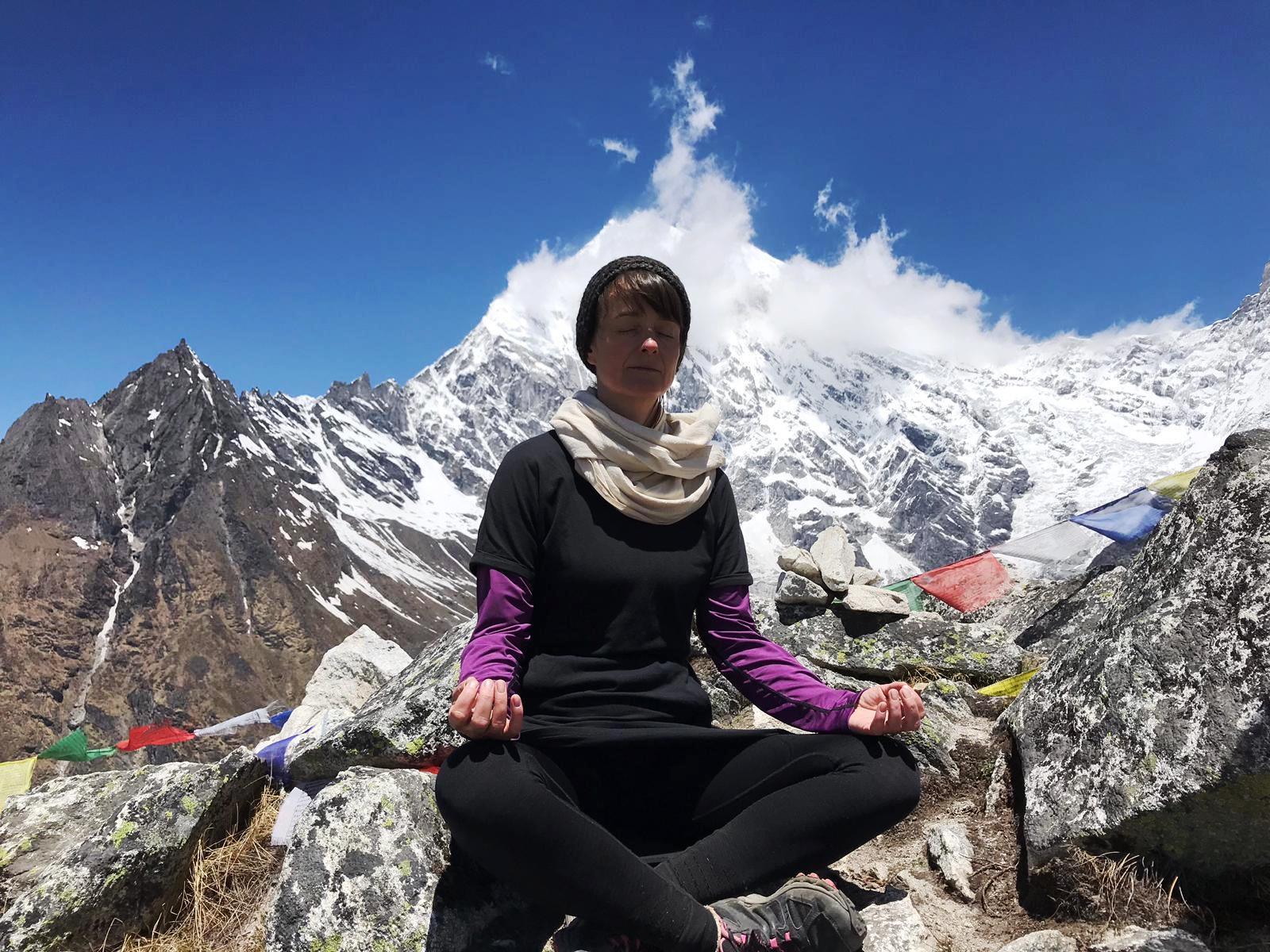 Nepal Yoga Trek