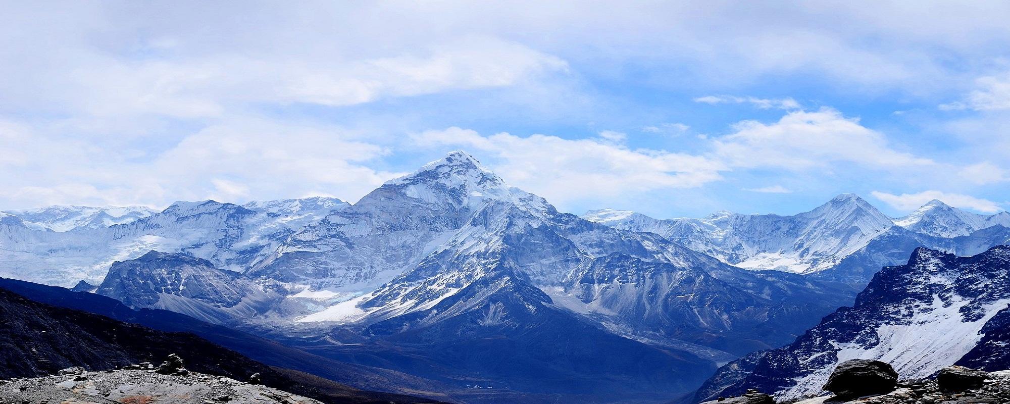 Jugal Himal 4050 meters