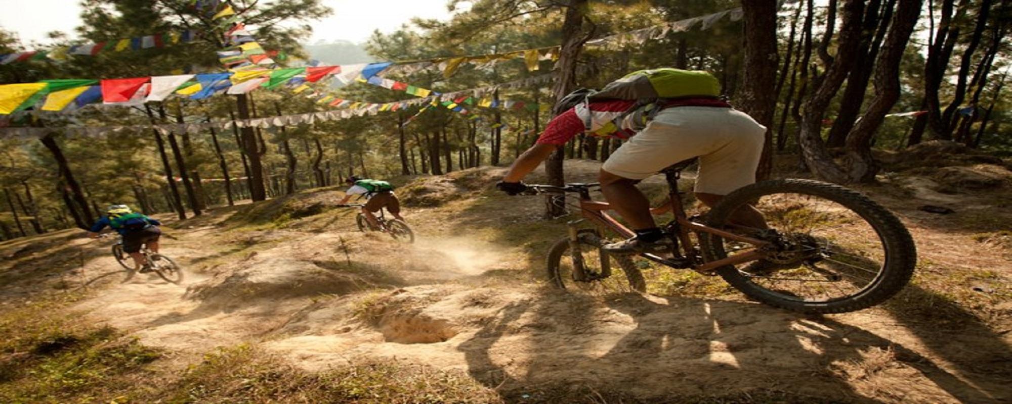 Kathmandu Mountain Bike Tours