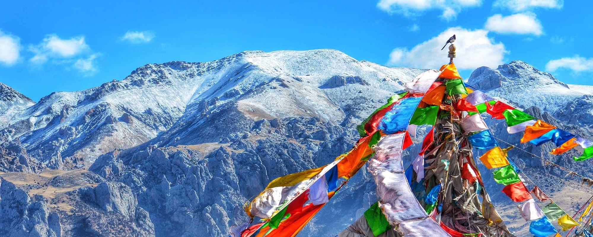 Tibet Overland Adventure Tour