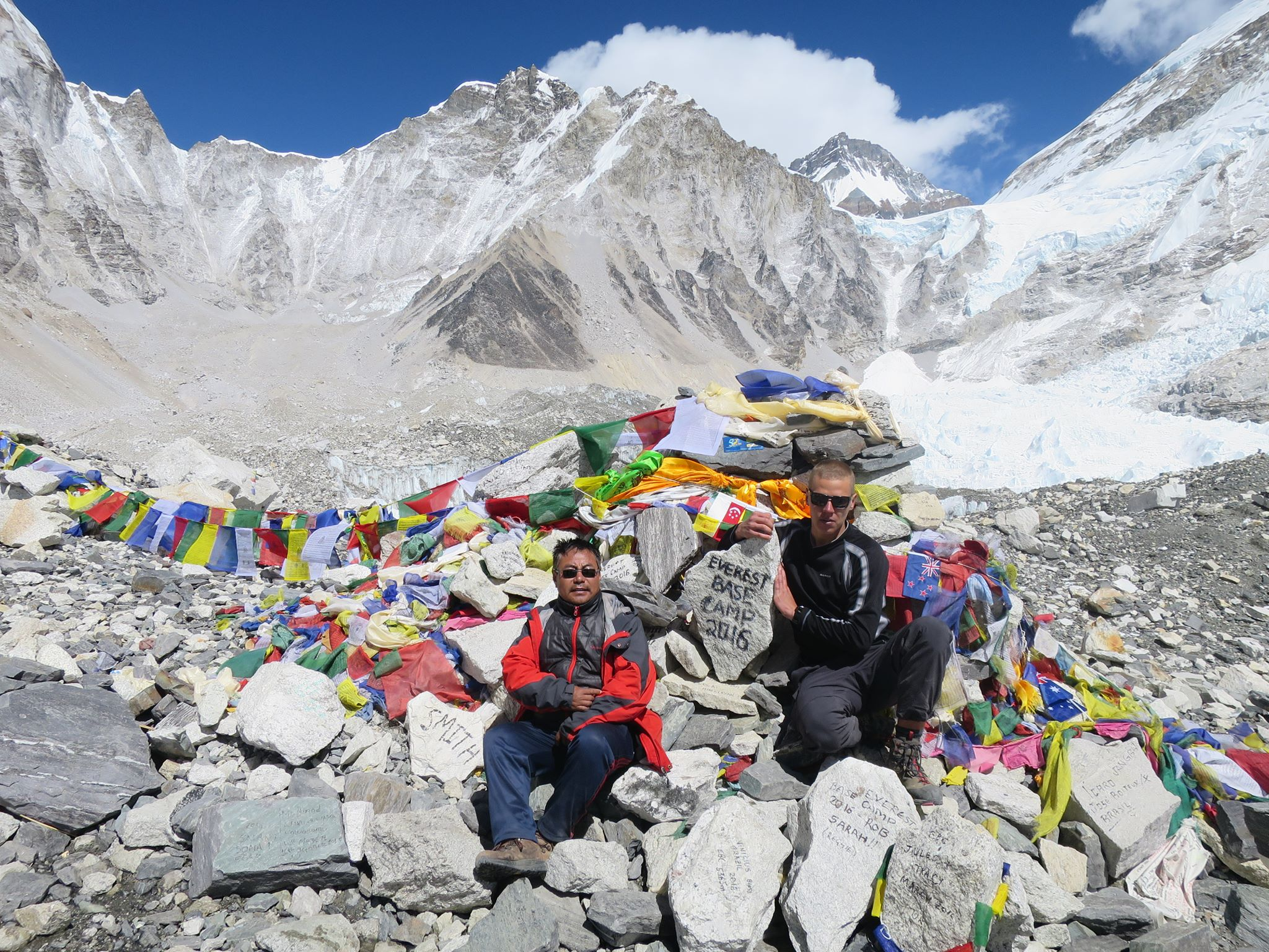 14 days Everest Trek