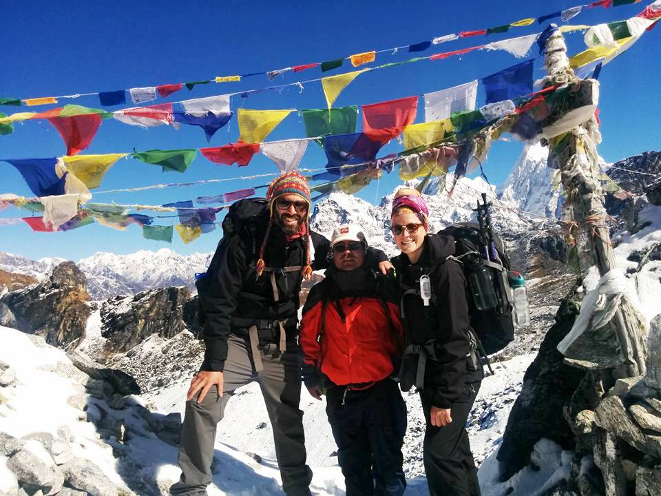 Kanchenjunga South Base Camp short Trek for 14 days