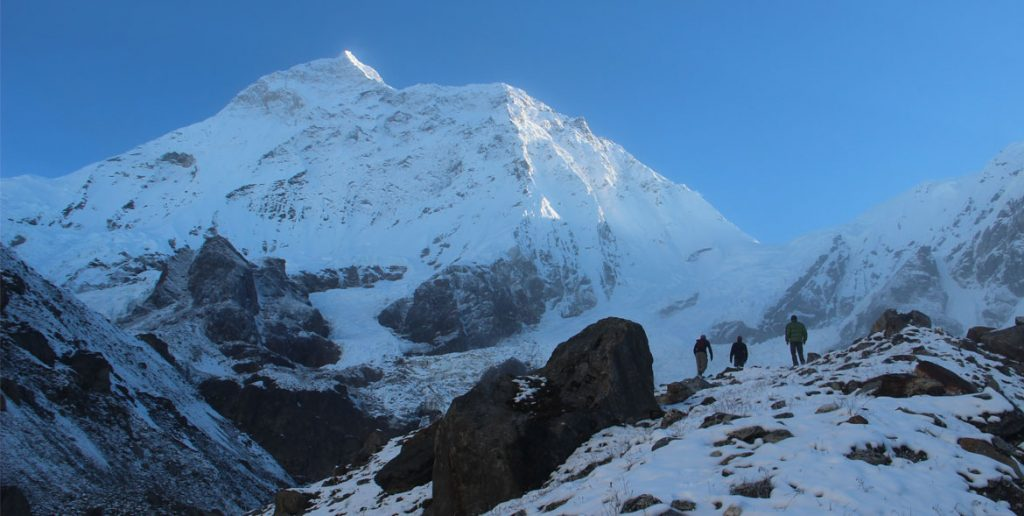 Jaljale Trek Kanchenjunga Area