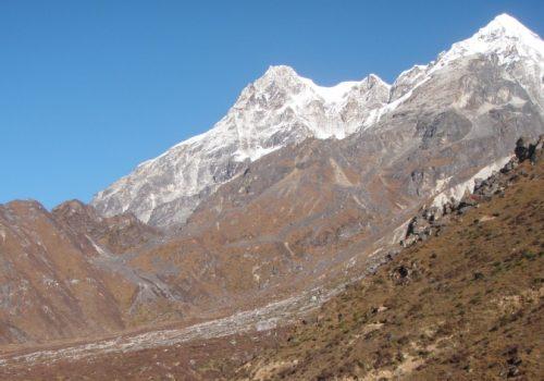 Kanchenjunga Bokto Peak Climbing