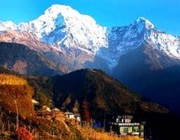 Mardi Himal Peak