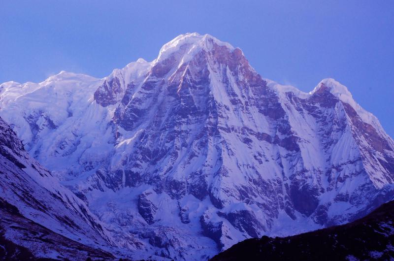 1st Annapurna  Expedition