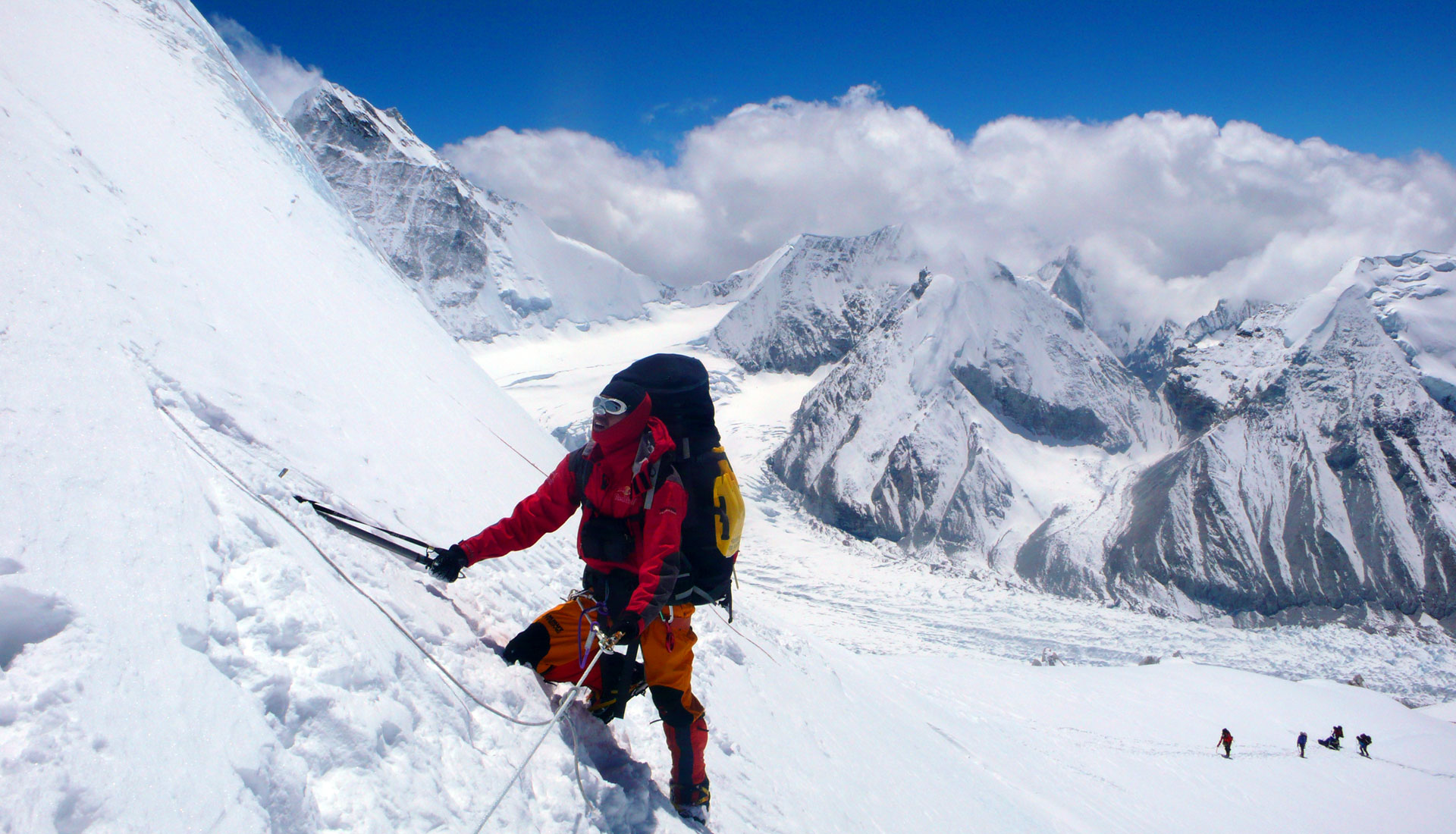 Mt Cho Oyu Expedition