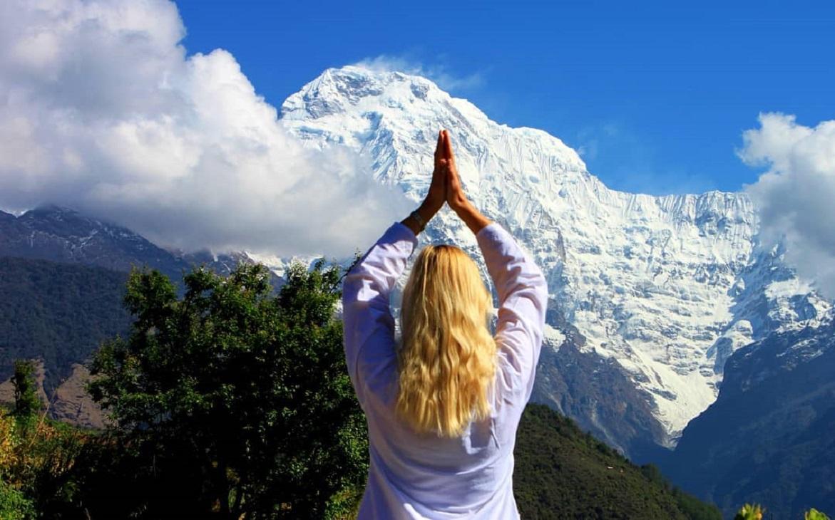Annapurna ABC Yoga Trek