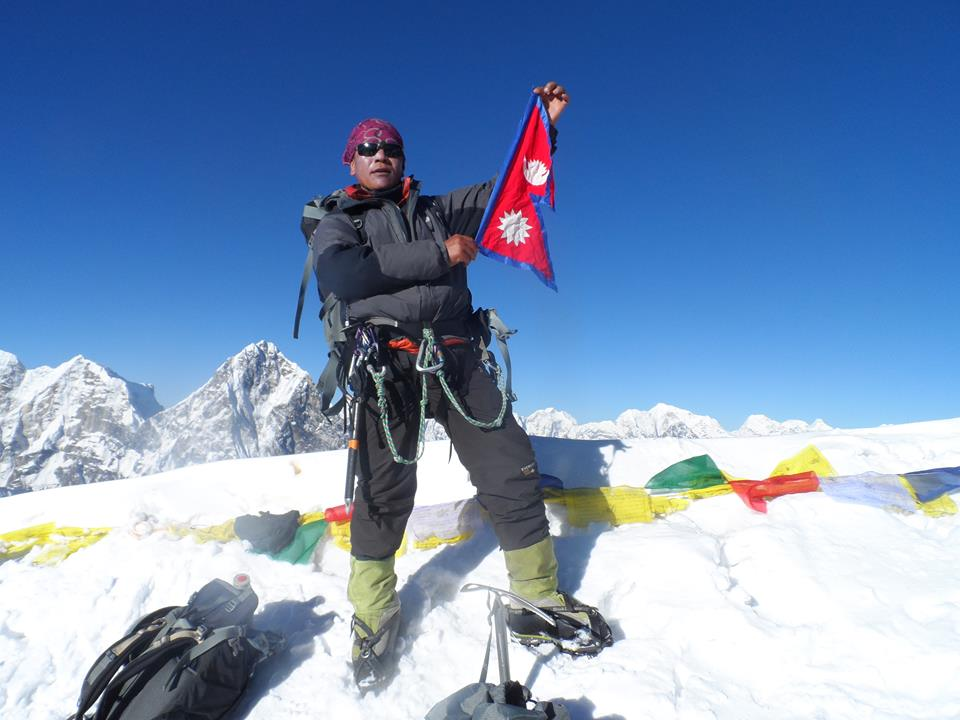 Island Peak Climbing and Everest Three Passes Trek