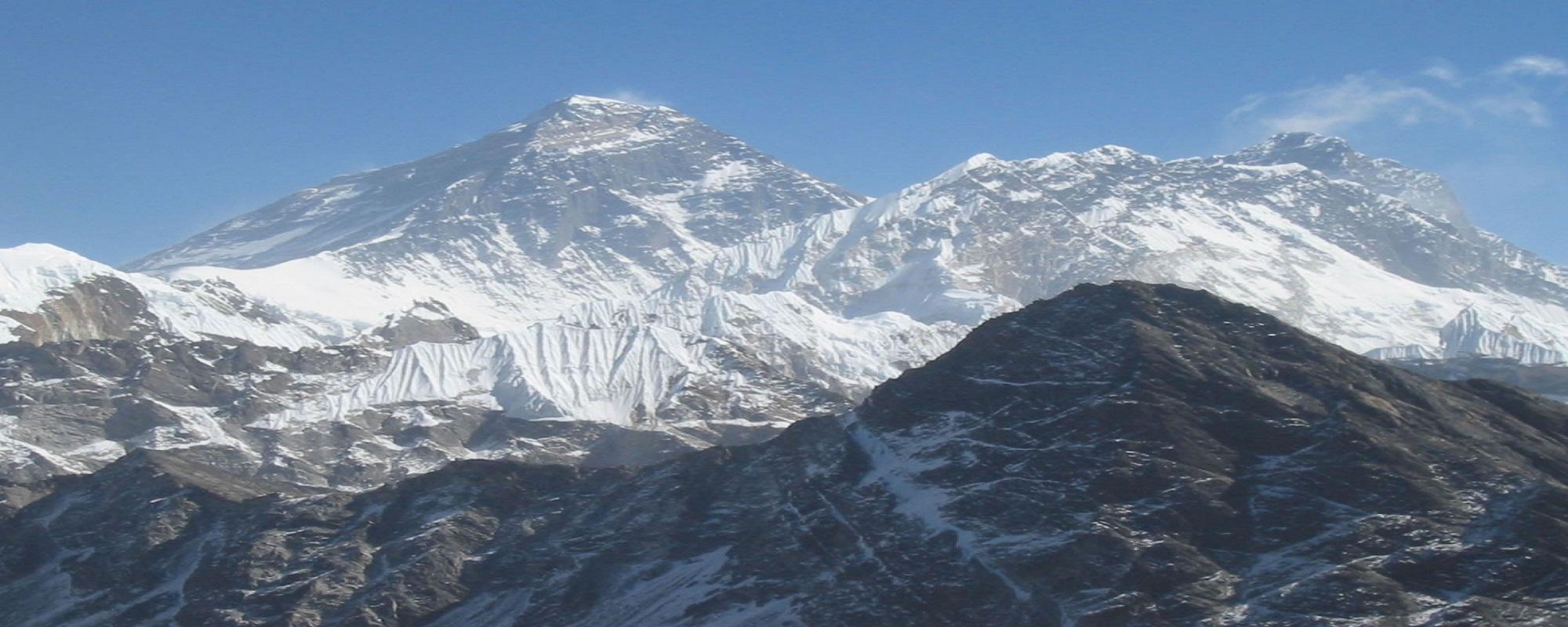 Jiri to Everest Base Camp