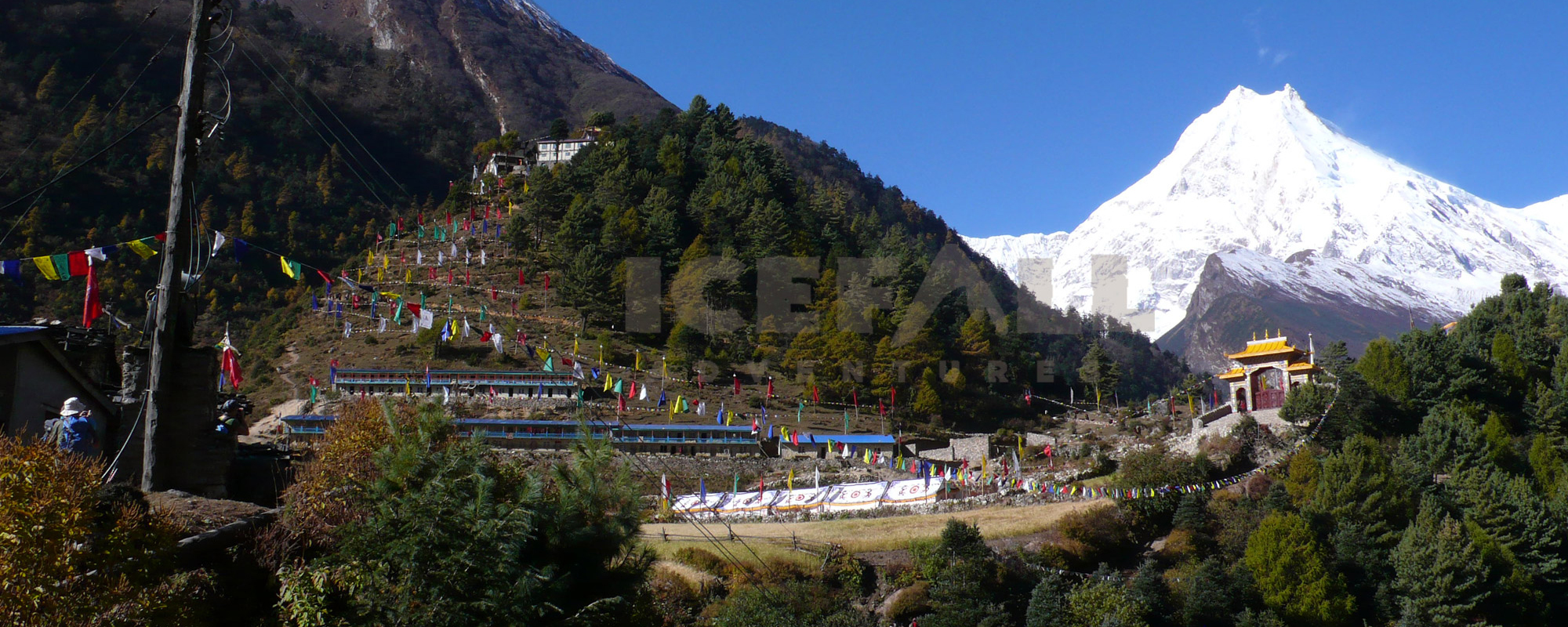 Manaslu Trek Via Tsum Valley-25 Days