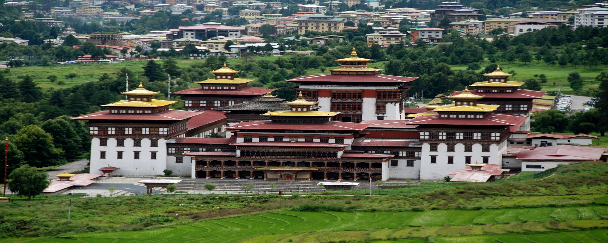 Bhutan City sight seeing tours
