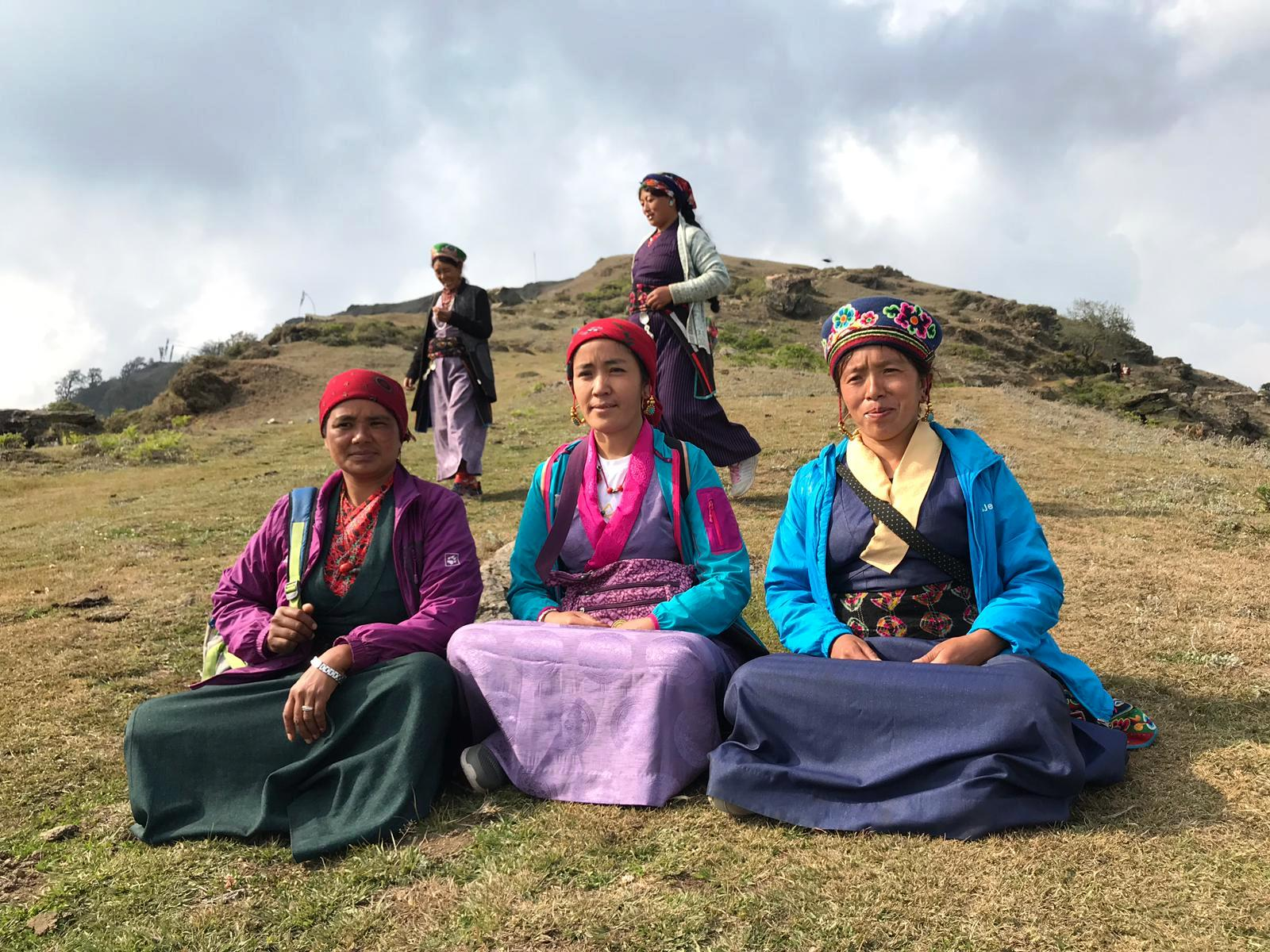 Tamang Heritage and Langtang Trekking