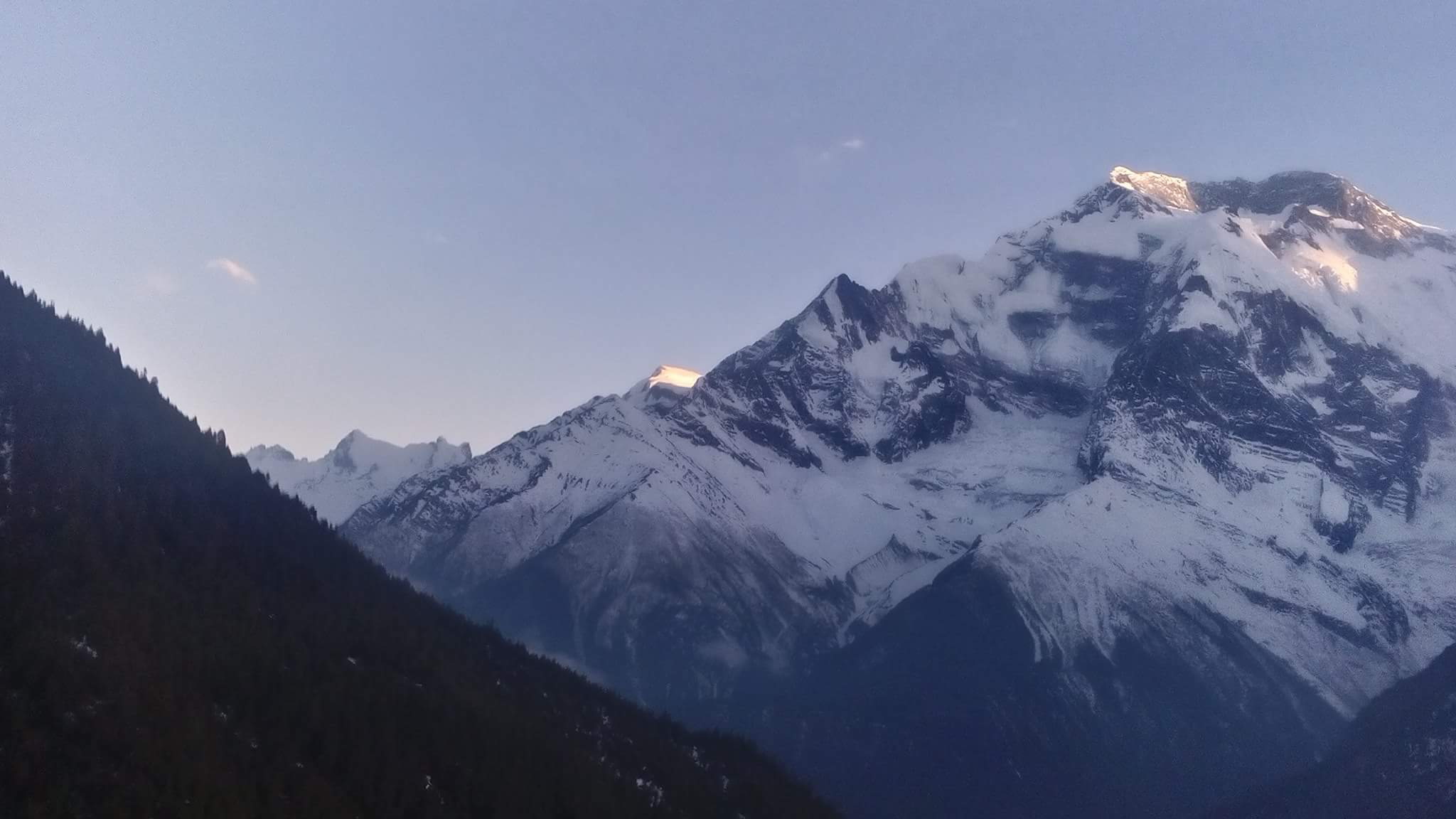 Annapurna View-Short Trek(4 days)
