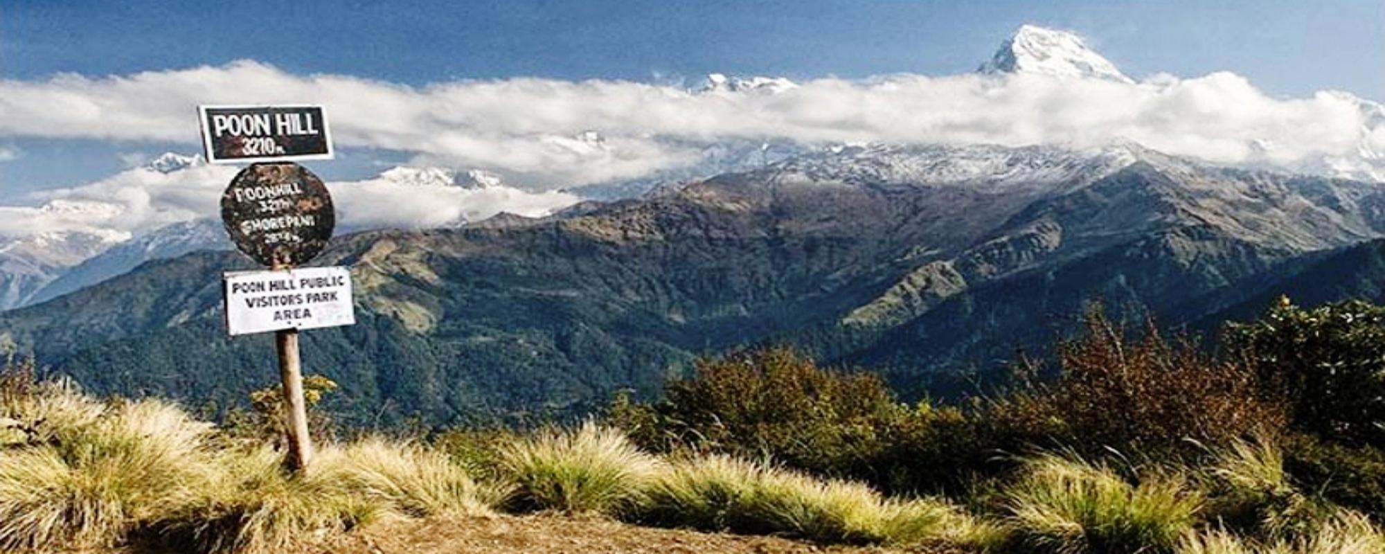 Ghorepani Poon Hill Trek-3 Days