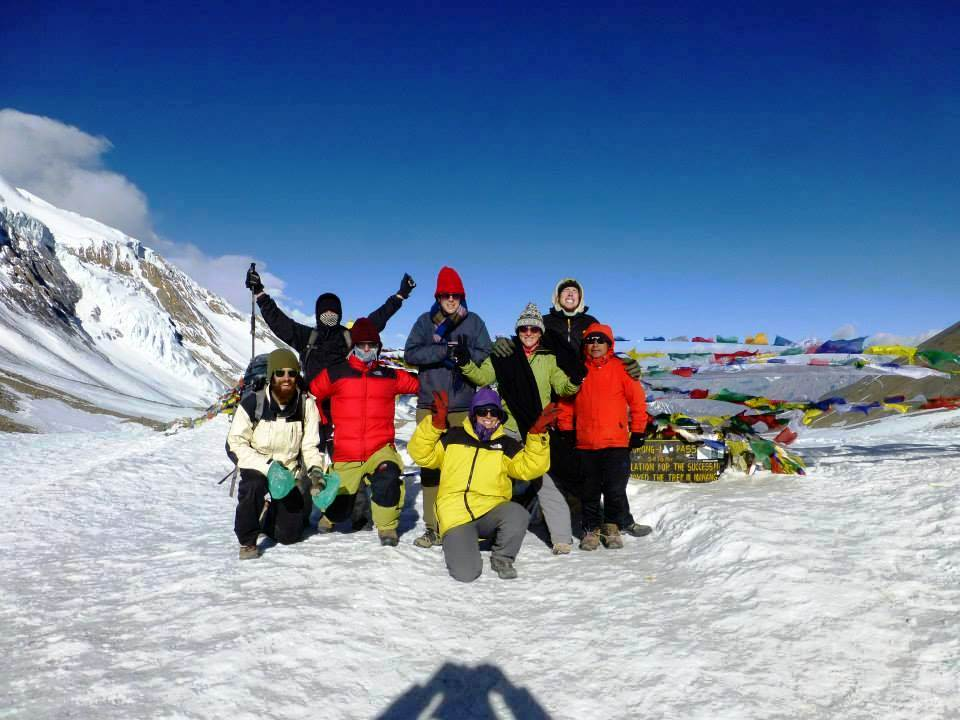 Annapurna Short Circuit Trek 9 Days