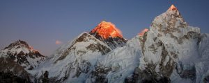 Phaplu Salleri to Everest Base Camp trek