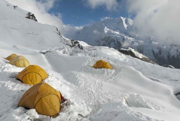 Himlung Himal Expeition 34 Days